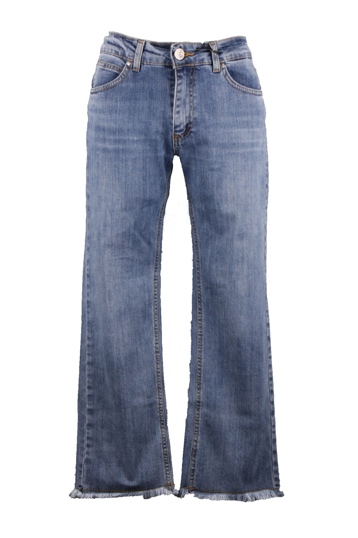 "Almanegra ""Fransenlook"" (Art. 1008 Denim)"